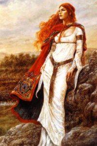 Dahut Ahès Princesse d'Ys