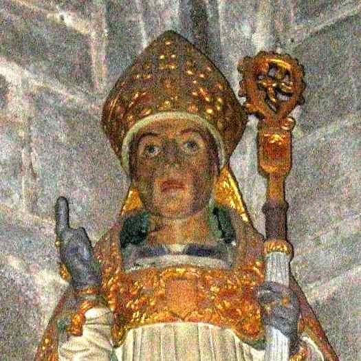 Saint-Ronan - légende de la ville d'Ys