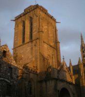 église Saint-Ronan à Locronan